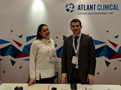 Atlant Clinical at SCOPE 2018